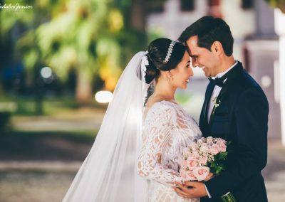 Elaine e Rodrigo